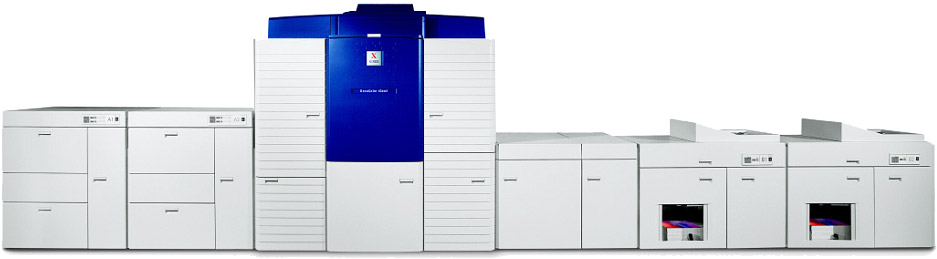 Modern printing press, printing,  newspaper,